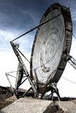 Comunicación de la antena imagen de archivo
