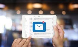 comunicación del correo imagen de archivo libre de regalías
