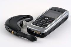 Comunicación móvil Foto de archivo libre de regalías