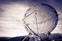 Comunicación de la antena Fotos de archivo
