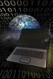Comunicaciones del Internet Imagen de archivo libre de regalías