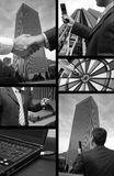 Comunicaciones empresariales Fotografía de archivo