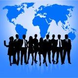 Comunicaciones empresariales libre illustration