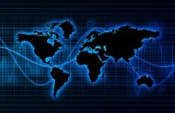 Comunicaciones en masa ilustración del vector