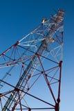 comunication κεραιών Στοκ φωτογραφία με δικαίωμα ελεύθερης χρήσης
