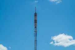 Comunication Towers Royalty Free Stock Image