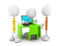 Comunicazione Fotografie Stock
