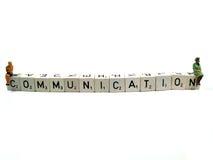 Comunicazione Fotografie Stock Libere da Diritti