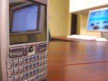 Comunicazione Fotografia Stock