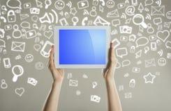 Comunicazione di Internet immagine stock libera da diritti