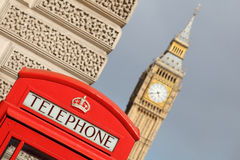 Comunicazione di Londra Fotografia Stock Libera da Diritti
