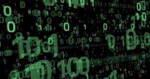 Comunicazione e sicurezza del Cyberspace in mondo digitale illustrazione vettoriale