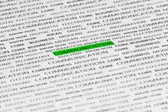 Comunicazione nel commercio Immagini Stock Libere da Diritti