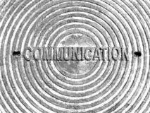 comunicazioni Fotografia Stock