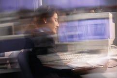 Comunicazioni negli uffici immagini stock libere da diritti
