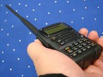 Comunicazioni radio Fotografia Stock Libera da Diritti