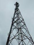 Comunichi con la rete cellulare immagine stock libera da diritti