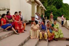 Comunidad bengalí Foto de archivo libre de regalías