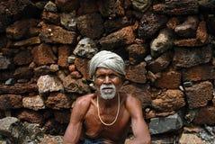 Comunidad tribal en Orissa fotografía de archivo libre de regalías