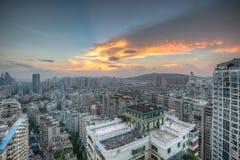 A comunidade de Xiamen na cidade de Xiamen, Fujian, China fotos de stock