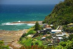A comunidade do beira-mar Fotos de Stock Royalty Free