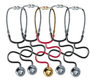 A comunidade médica ilustração stock
