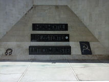 Comunism monument Stock Photos