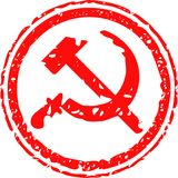 Comunista Fotos de archivo