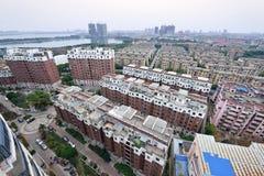 Comunità cinese della residenza Immagini Stock