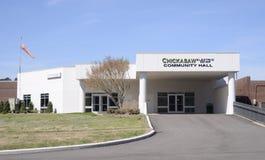 Comunità Corridoio di Chickasaw a UT Martin Somerville Center Fotografie Stock Libere da Diritti