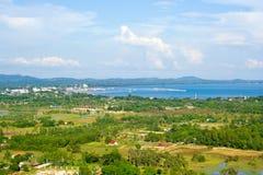 Comunità di zona della baia. Fotografie Stock