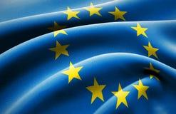 Comunità Europea Immagini Stock Libere da Diritti
