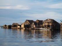 Comunities di Kuna Yala Immagini Stock Libere da Diritti
