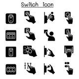 Comute o jogo do ícone ilustração do vetor
