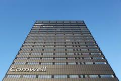 Comwell-Hotel in Aarhus, Dänemark Lizenzfreies Stockfoto