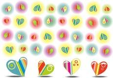 Con amor Foto de archivo libre de regalías