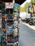 Con amor de París, postales imágenes de archivo libres de regalías
