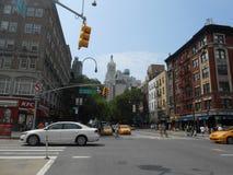 Con Edison Building, New York. Royalty Free Stock Photography