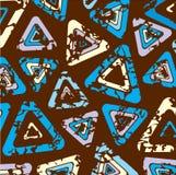 Con estilo textured. Vector. Imagen de archivo libre de regalías