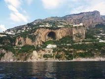 Conca-dei Marini Lizenzfreies Stockbild