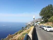 Conca dei Marini. Amalfi Stock Photo