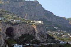 Conca dei marini monastery Stock Photos