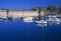 Concarneau Photos stock