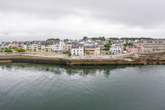 Concarneau in Brittany Stock Photos