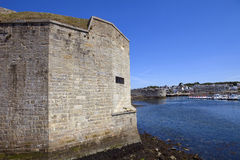 Concarneau Royalty Free Stock Image