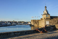 Concarneau Royalty Free Stock Photography