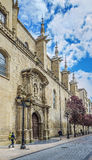 Concatedral του Λα Redonda της Σάντα Μαρία de Logroño, Ισπανία Στοκ φωτογραφίες με δικαίωμα ελεύθερης χρήσης