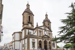 Concathedral Ferrol, Stock Afbeeldingen