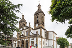 Concathedral Ferrol, Stock Photo