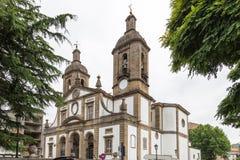 Concathedral Ferrol, Stock Photo